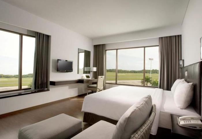 Hakaya Plaza Hotel Balikpapan - Guest Room