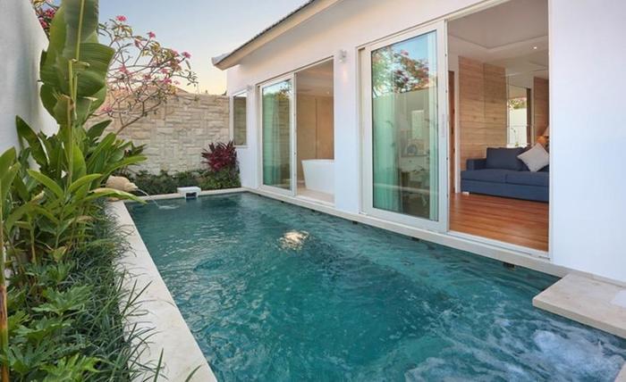Aleva Villa Bali - Kolam Renang