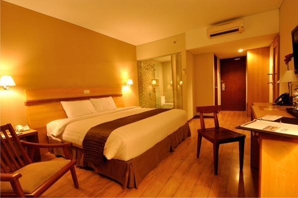 Merapi Merbabu Hotel Jogja - Kamar Deluxe