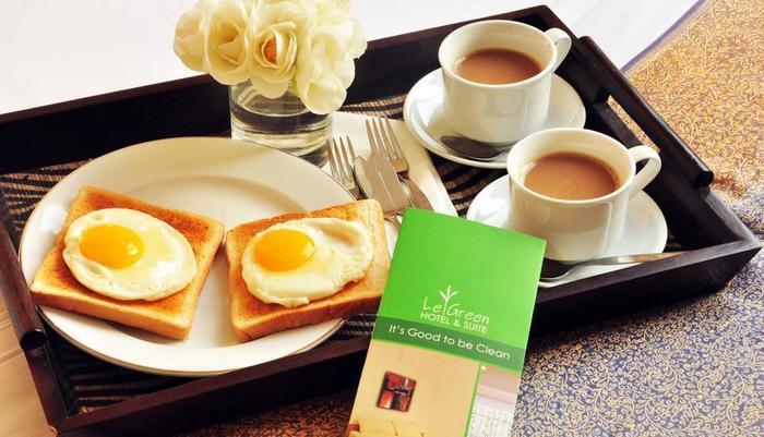 LeGreen Suite Gatot Subroto on Pejompongan V - Foods & Beverages