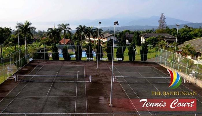 The Bandungan Hotel Semarang - Lapangan Tenis