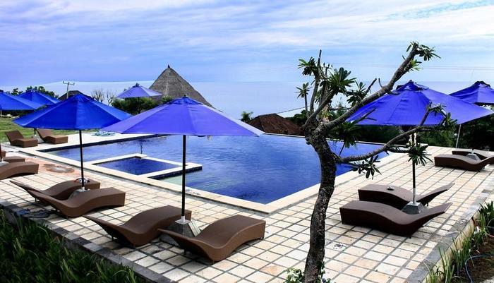 Bali Bhuana Villas Bali - Kolam Renang