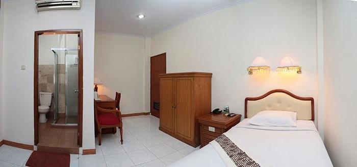 Griya Patria Guest House Jakarta - Kamar single untuk satu orang