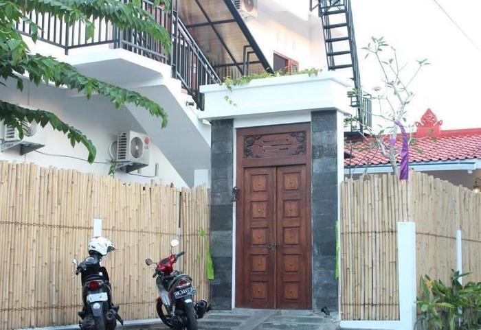 The Wayang Homestay Yogyakarta - Eksterior