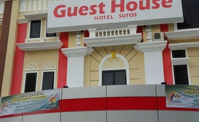 Sutos Guest House Bangka - Eksterior