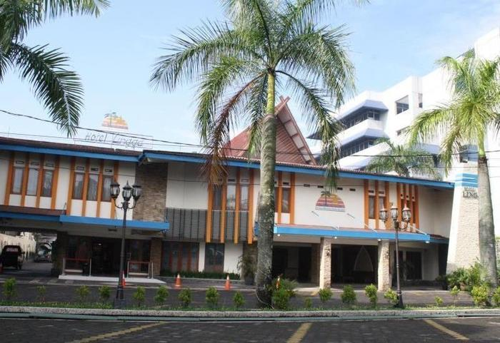 Hotel Lingga Bandung - Hotel Building