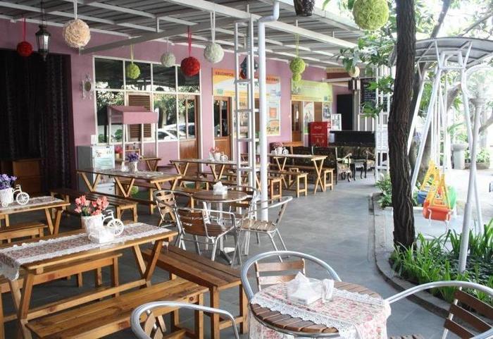 Hotel Lingga Bandung - Coffee Shop