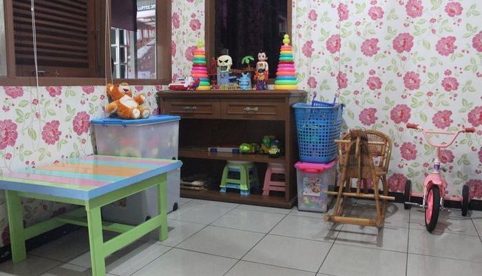 Hotel Lingga Bandung - Tempat Belajar & Bermain Anak