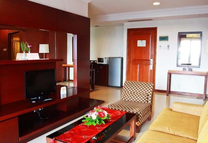Galeri Ciumbuleuit Hotel Bandung - Grand Suite