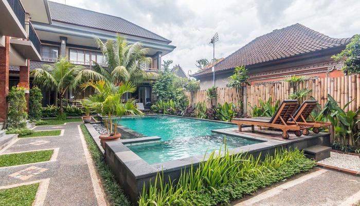 ZenRooms Ubud Jembawan - Kolam Renang