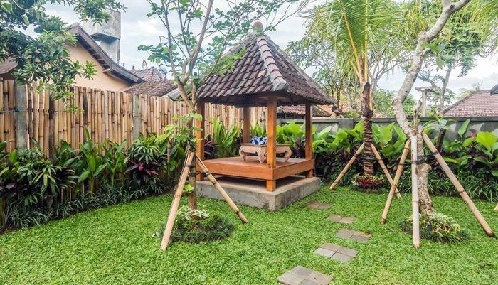 ZenRooms Ubud Jembawan - Taman