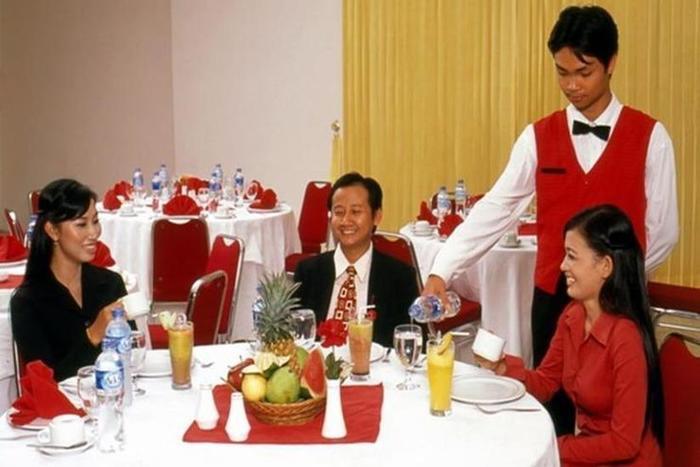 Abadi Suite Hotel   - Restoran