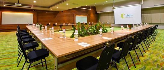 Eden Hotel Bali - Ruang Pertemuan
