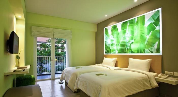 Eden Hotel Bali - Kamar Tamu