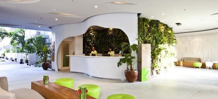 Eden Hotel Bali - Resepsionis