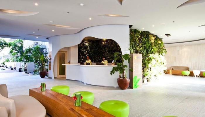 Eden Hotel Bali - Eden Lobby