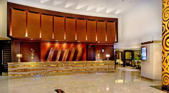 Grand Aston City Hall Hotel & Serviced Residences Medan - Resepsionis