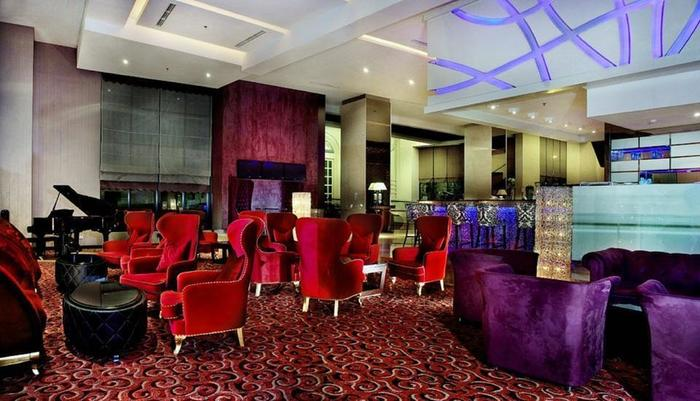Grand Aston City Hall Hotel & Serviced Residences Medan - Demitasse