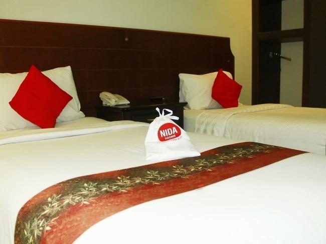 NIDA Rooms Candi House 12 Lowokwaru - Kamar tamu