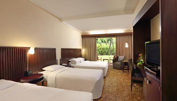 Ramada Bintang Bali Resort Bali - Family Room