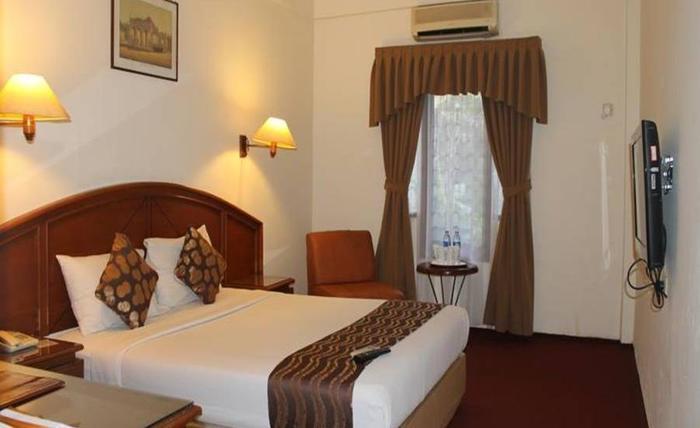 Mega Matra Hotel Jakarta - Kamar Superior Double