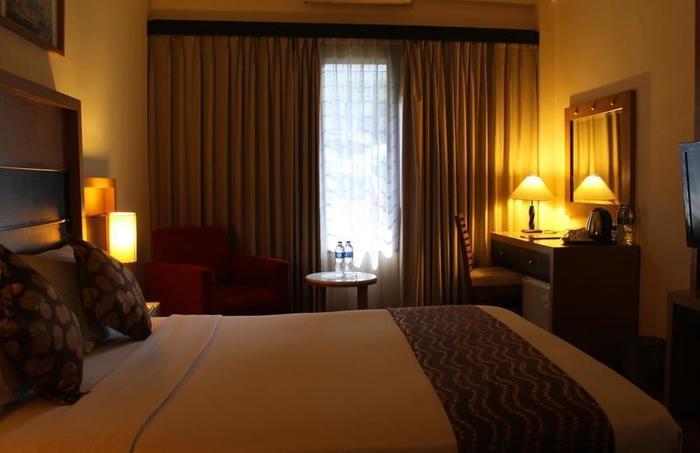 Mega Matra Hotel Jakarta - Kamar Deluxe