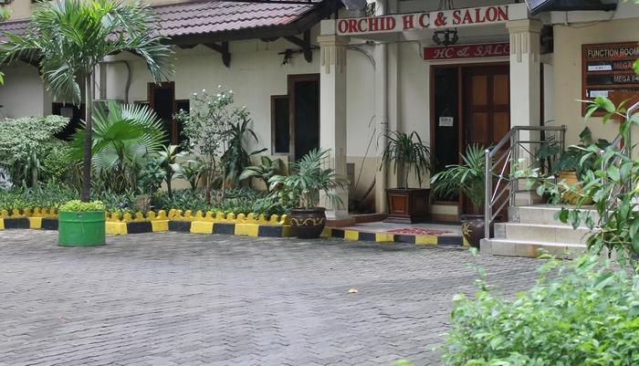 Mega Matra Hotel Jakarta - Salon