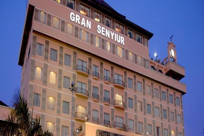 Gran Senyiur Hotel Balikpapan - Tampilan Luar Hotel