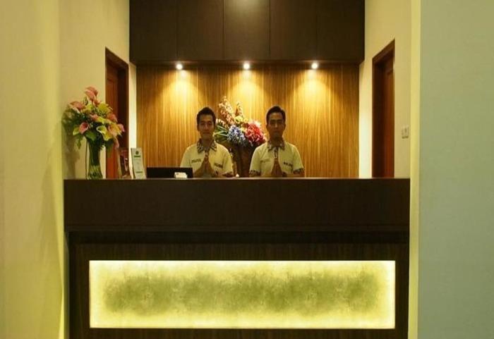 Omah Pawon Hotel Kediri - Resepsionis