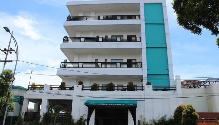Ratu Homestay Malang Malang - Bangunan Hotel
