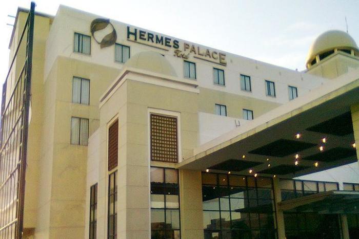 Hermes Palace Hotel Banda Aceh - Tampilan Luar Hotel