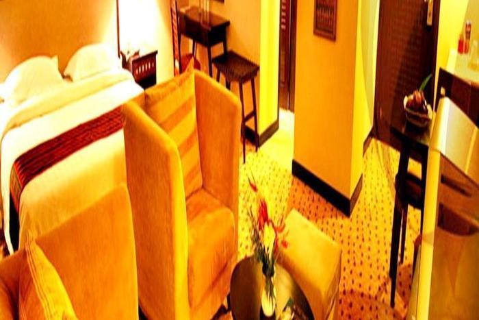 Hermes Palace Hotel Banda Aceh - Kamar Junior