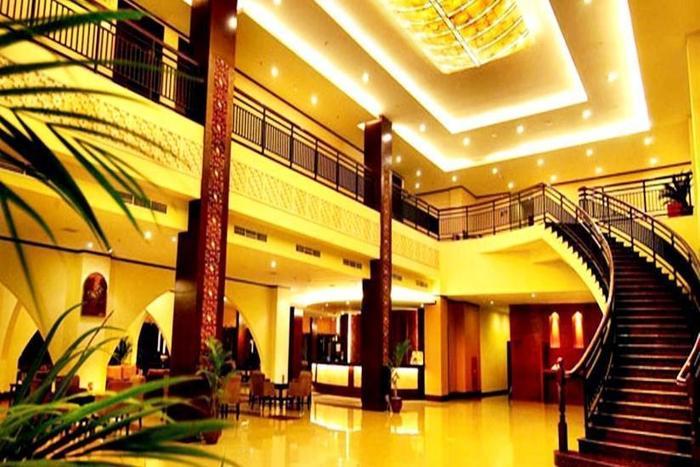 Hermes Palace Hotel Banda Aceh - Interior