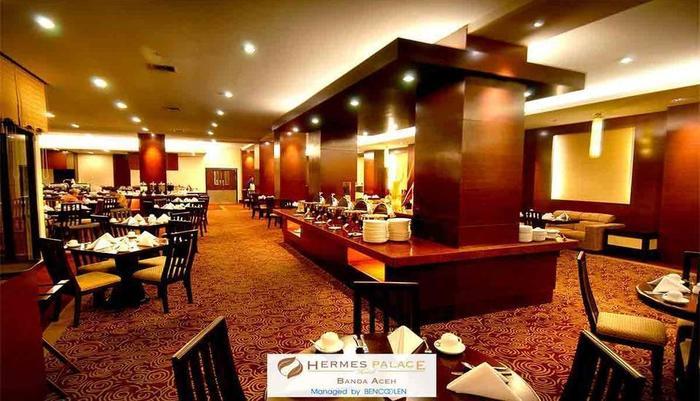 Hermes Palace Hotel Banda Aceh - Resto