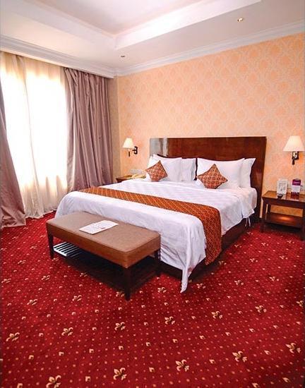Hermes Palace Hotel Banda Aceh - Executive room