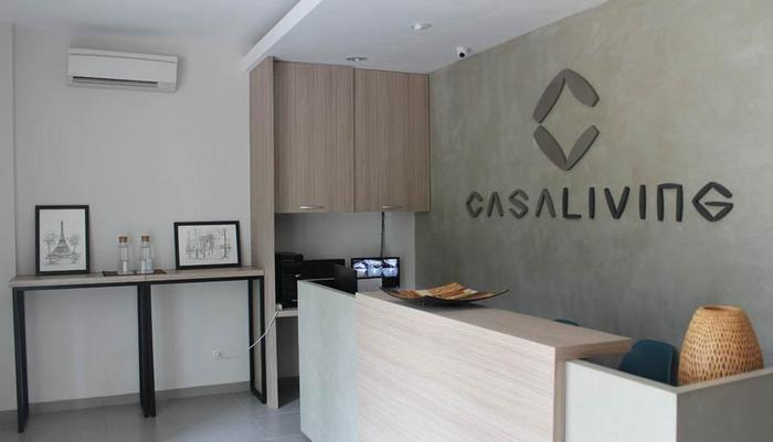 Casa Living Jakarta - Resepsionis