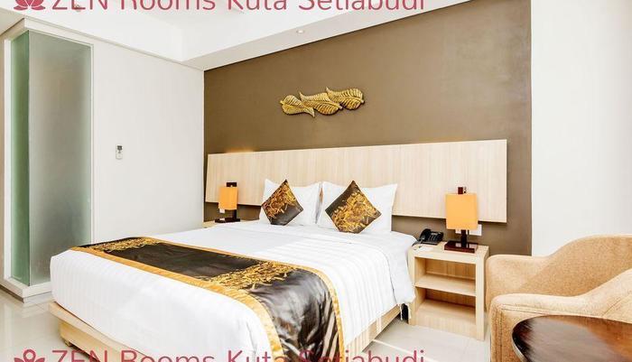ZenRooms Kuta Setiabudi Bali - Tampak keseluruhan