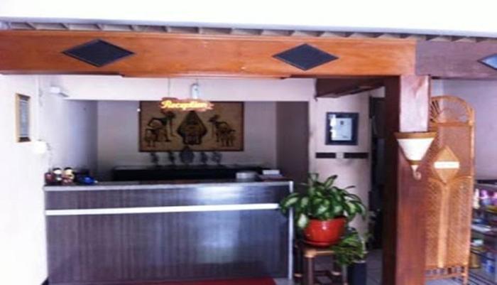 Hotel Dieng Permai Yogyakarta - Reception