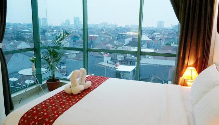 Business Hotel Jakarta - Business Double Room