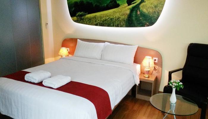 Business Hotel Jakarta - Executive Double Room