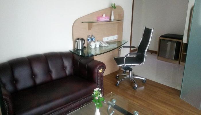 Business Hotel Jakarta - Junior Suite
