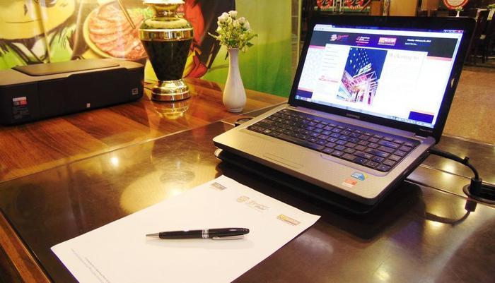 Business Hotel Jakarta - Business Center
