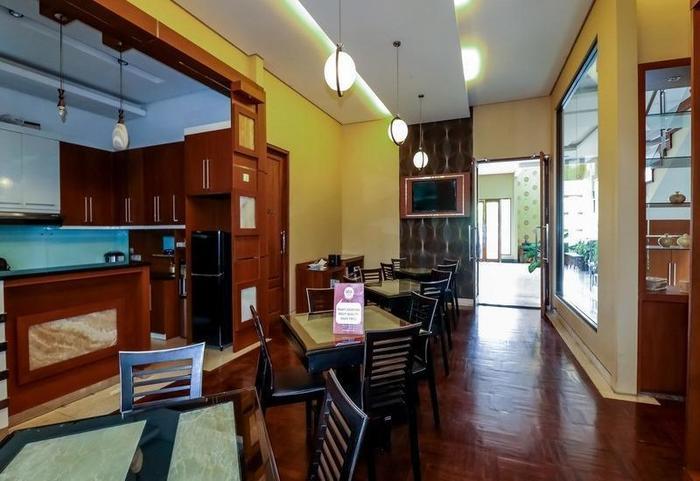 NIDA Rooms Taman Pintar Malioboro Danurejan - Restoran