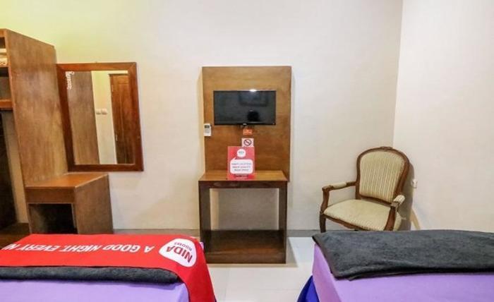 NIDA Rooms 8 Kraton Tugu Railway Station Jogja - Kamar tamu