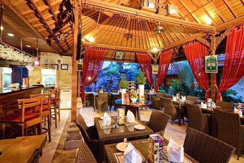 Wina Holiday Villa Kuta - Restaurant