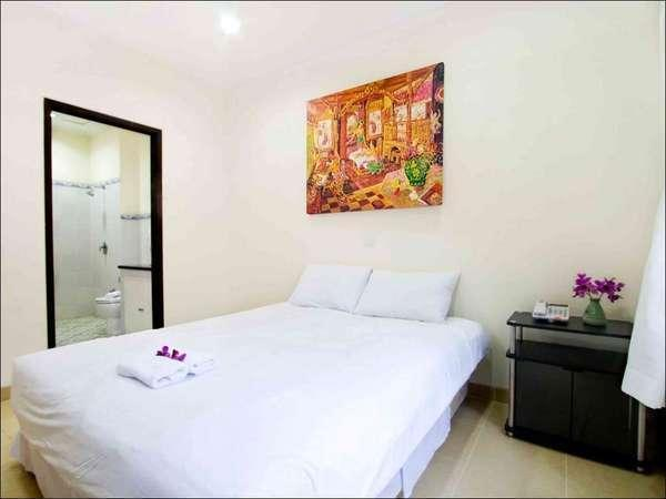 Bali Paradise Apartements Bali - Satu kamar tidur