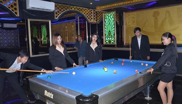 Hotel Seruni  Batam - Billiard
