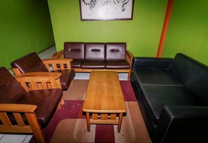 NIDA Rooms Blora Menteng Jakarta - Ruang tamu
