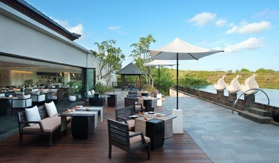 Banyan Tree Ungasan Hotel Bali - Ruang Makan
