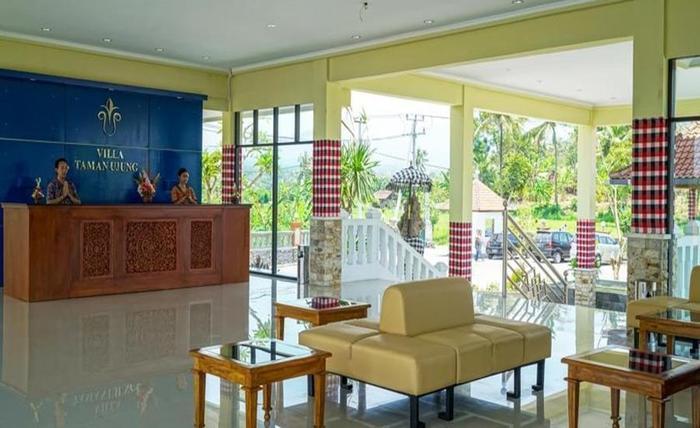 Taman Ujung Resort & Spa Bali - Interior